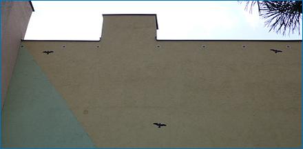 Oprava děr v betonu